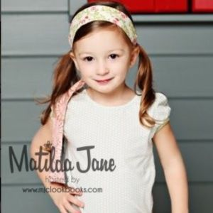 Matilda Jane Girls Milky Way Tee       NWT